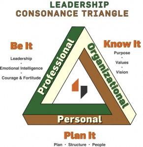 Leadership.Consonance.Triangle